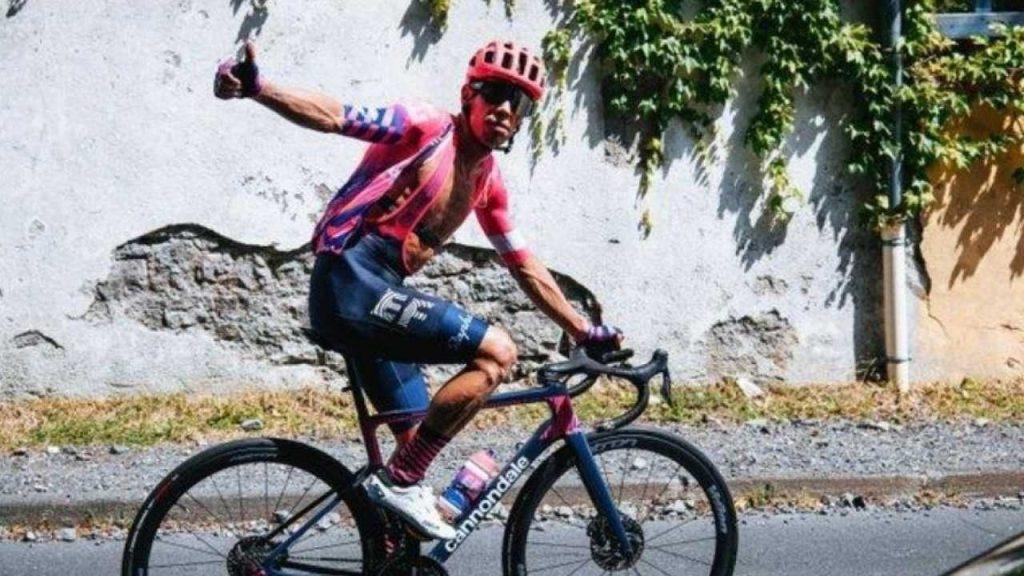 Se acerca a Nairo Rigoberto Urán segundo colombiano con más victorias WorldTour