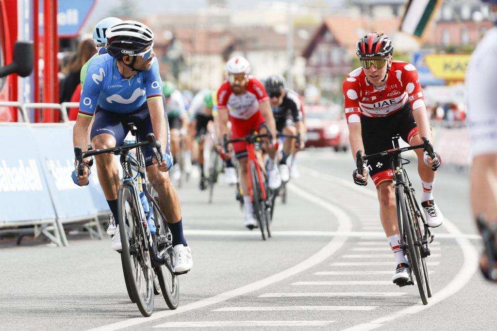 Pogacar habla sobre su victoria en la etapa 2 del Tour de Eslovenia