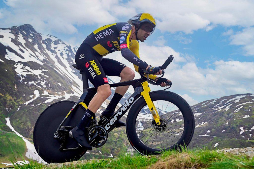 Tom Dumoulin sensaciones Tour de Suiza 2021