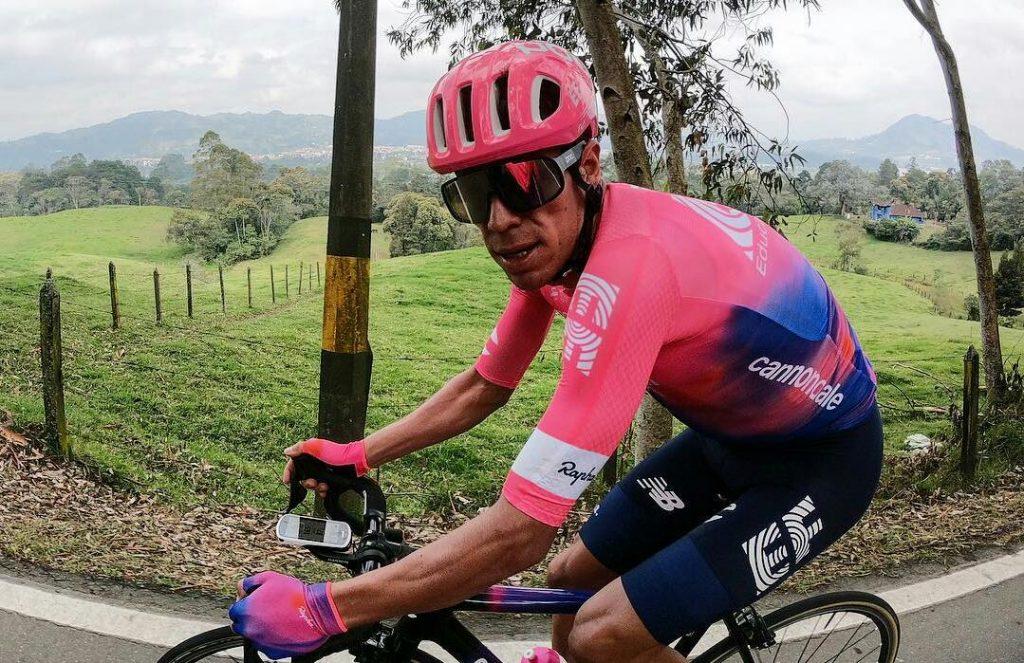 Rigoberto Urán segundo campeón Tour de Suiza 2021