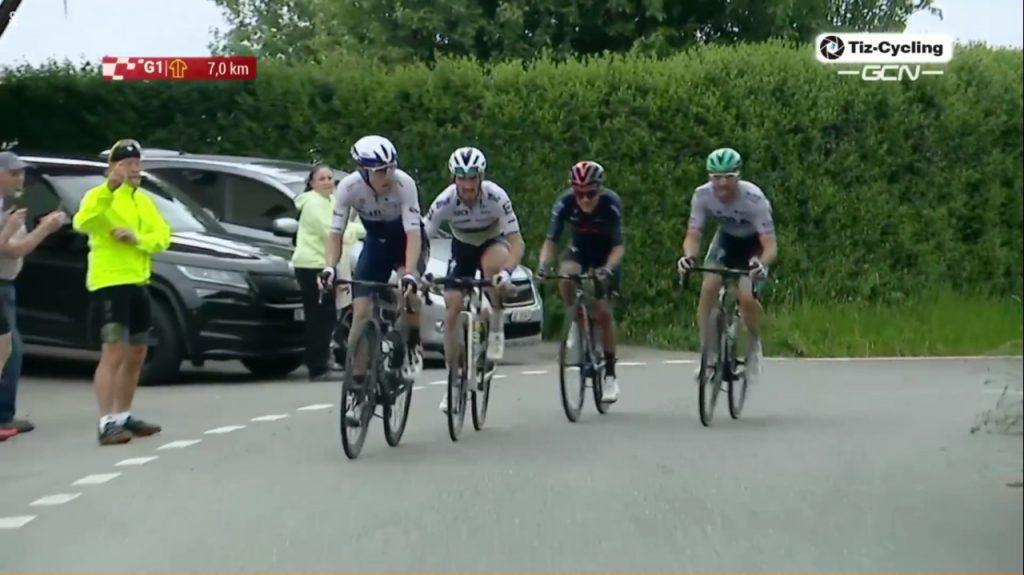 van der Poel gana etapa 2 Tour de Suiza 2021