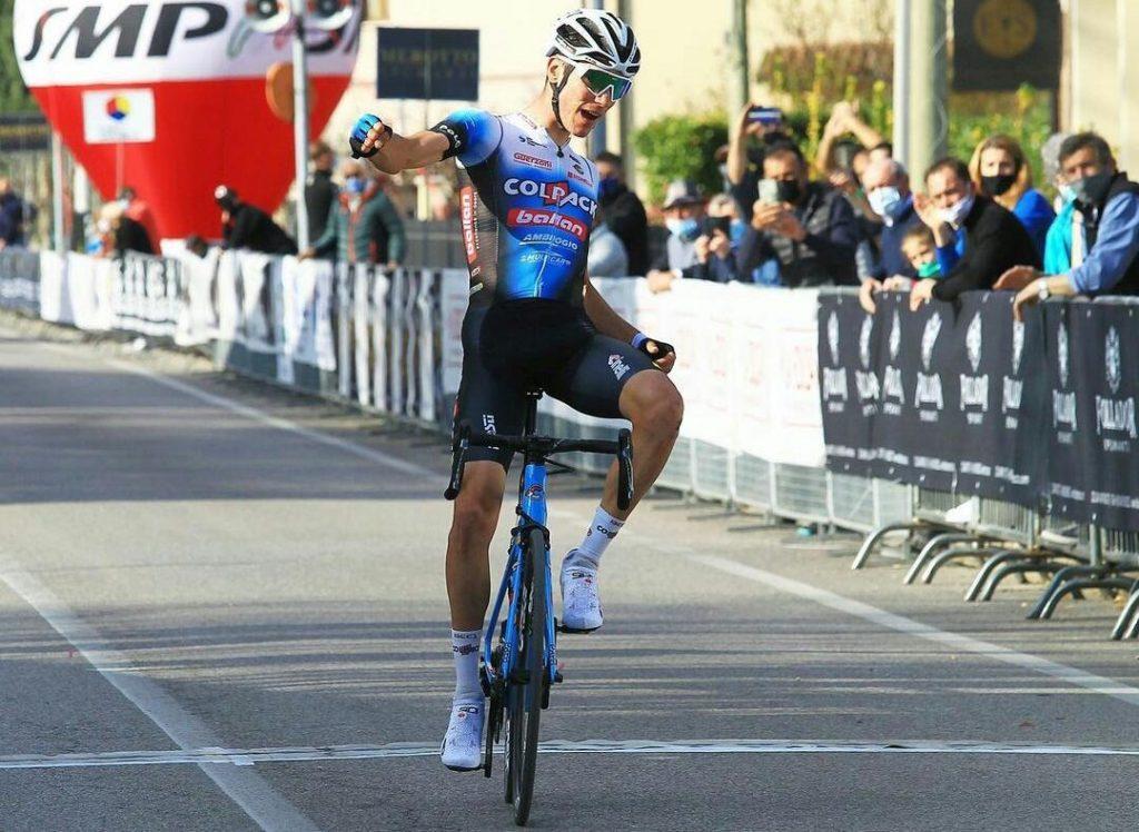 Juan Ayuso Sestola mejor tiempo Egan Giro sub 23