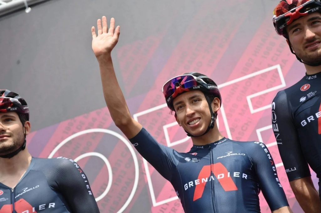 Artetxe posibilidades Egan Bernal Vuelta