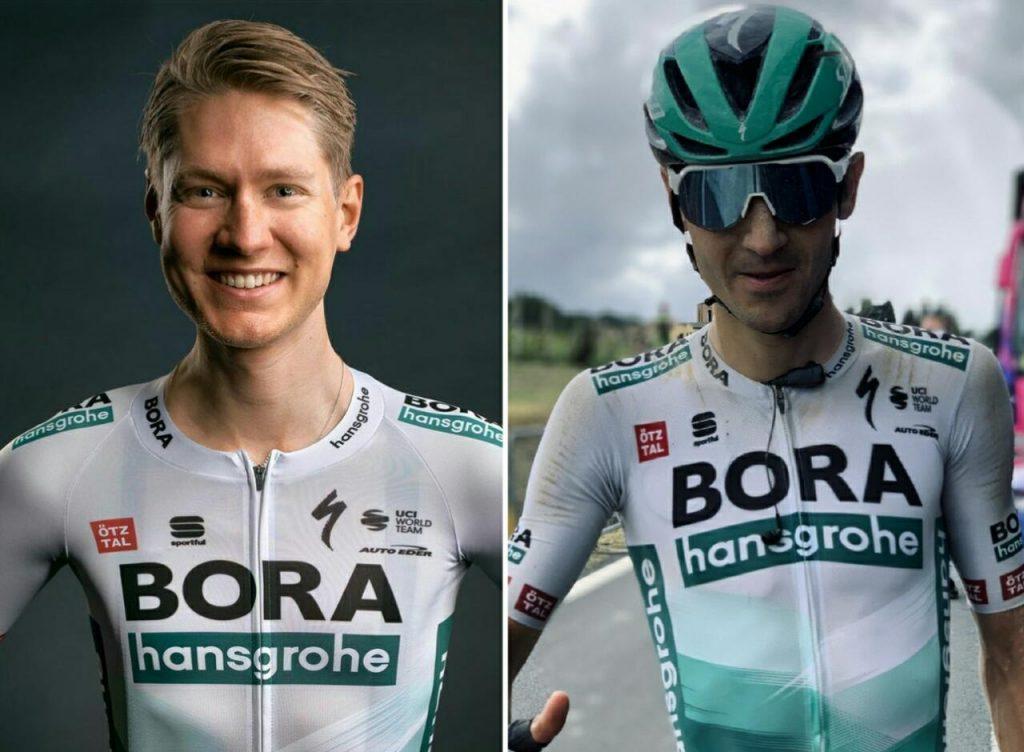 Kelderman Buchmann líderes Bora Tour de Francia 2021