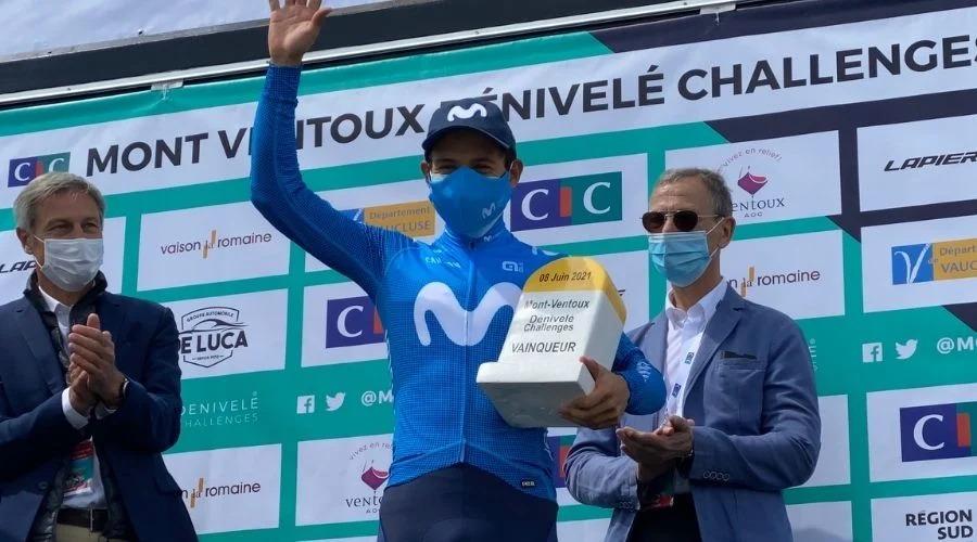 colombianos en el Tour de Francia 2021