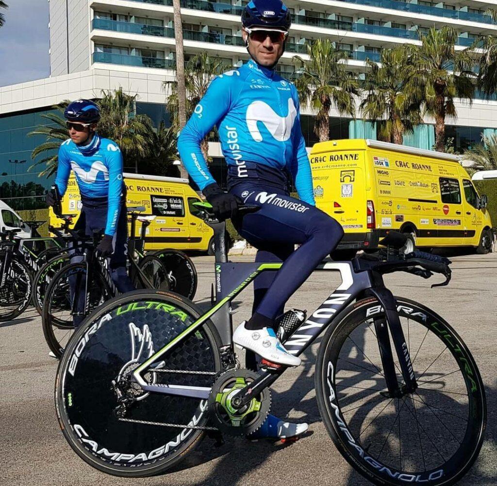 Movistar Valverde Tour de Francia 2021