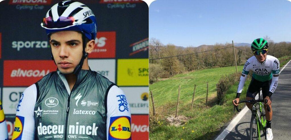Álvaro Hodeg y Jhojan García dentro de los preinscritos para el próximo Tour de l'Ain 2021