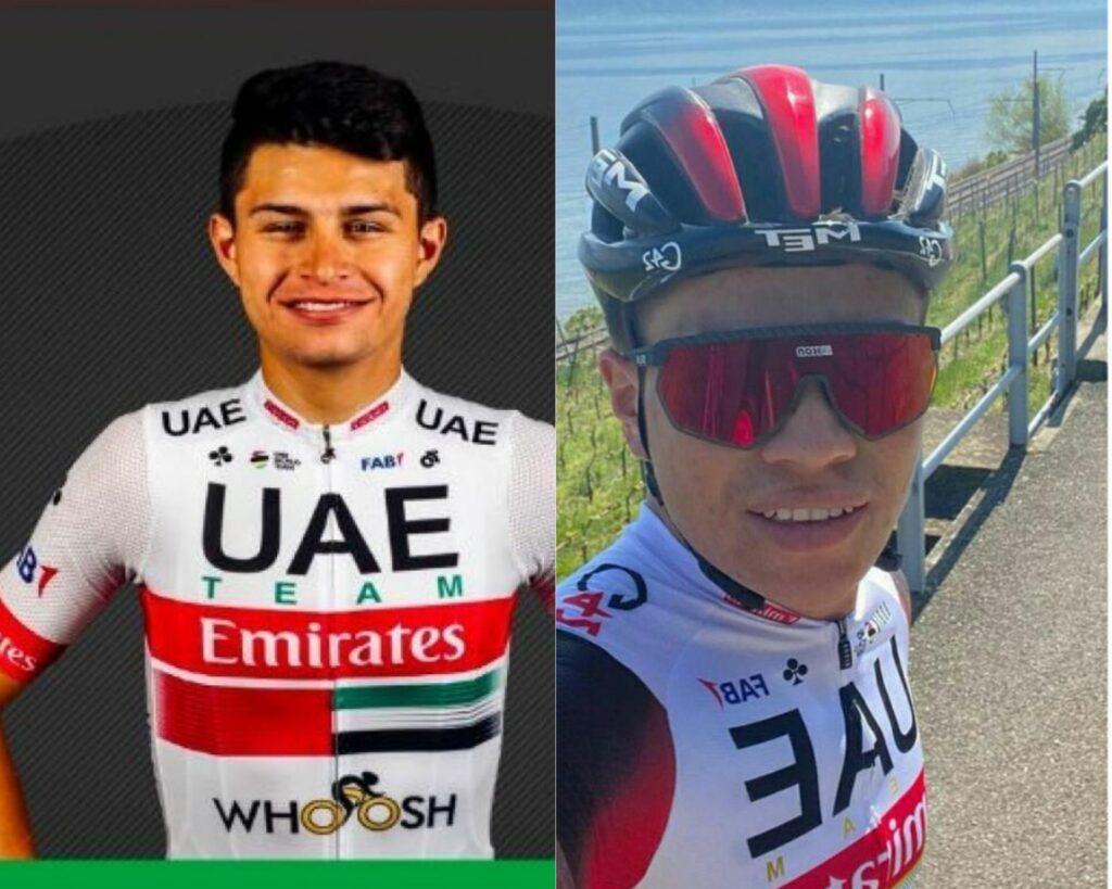 Jóvenes ciclistas colombianos no han logrado destacar WorldTour