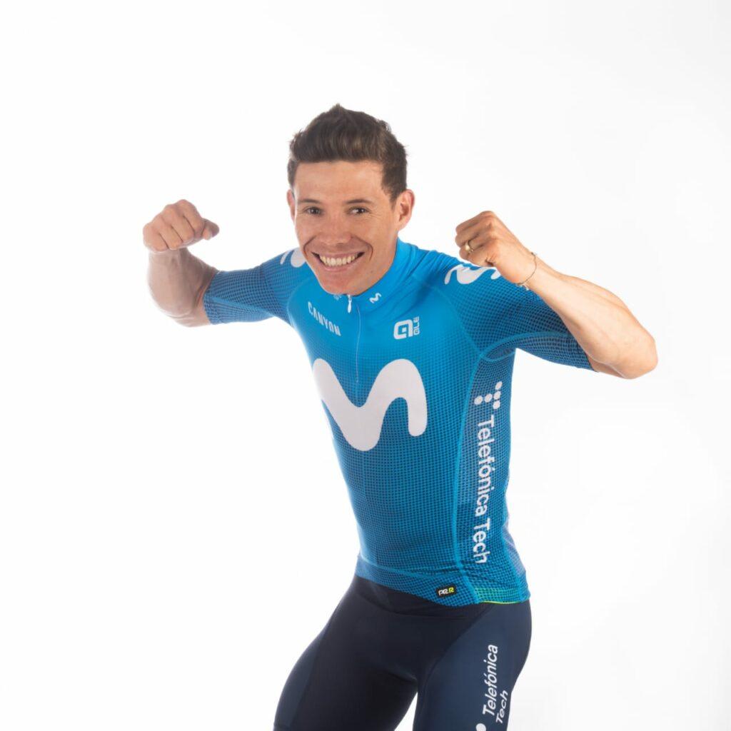Miguel Ángel López Vuelta a España 2021