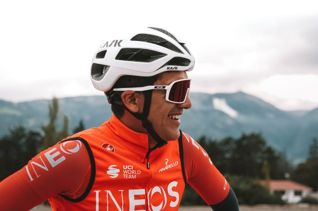 Luego de Tokio 2020 Richard Carapaz asciende ranking UCI 2021
