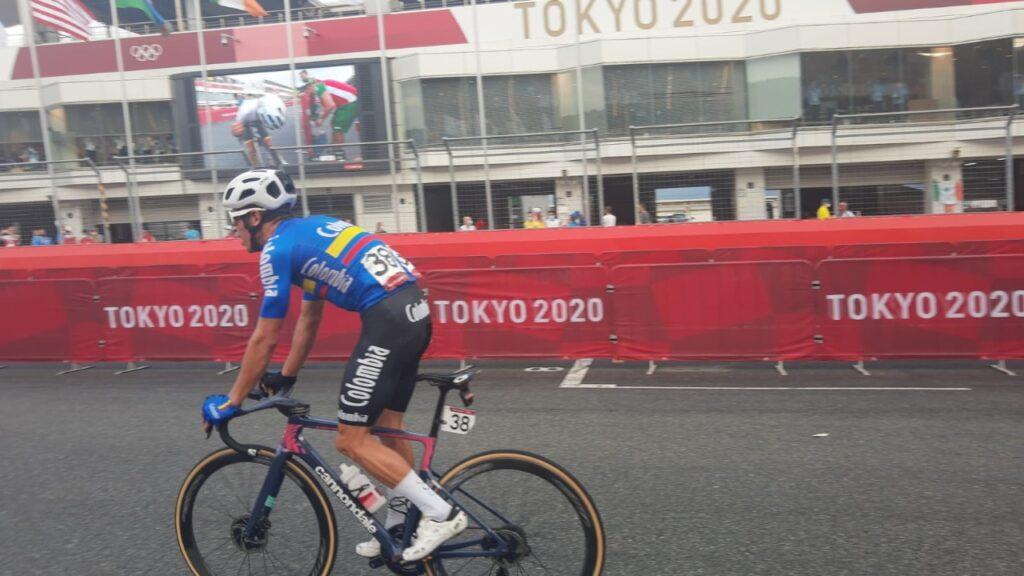 Sergio Higuita Rigoberto Urán mensaje crono Olímpicos Tokio 2020