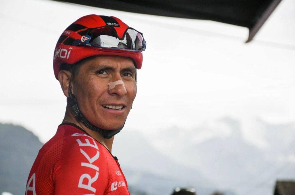 Récord Nairo Quintana en Tour de Francia 2021