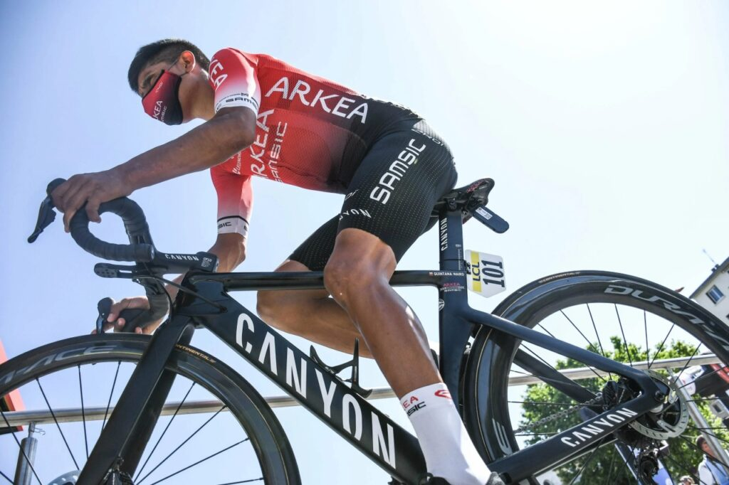 Nairo Quintana marca Pantani montaña Tour 2021