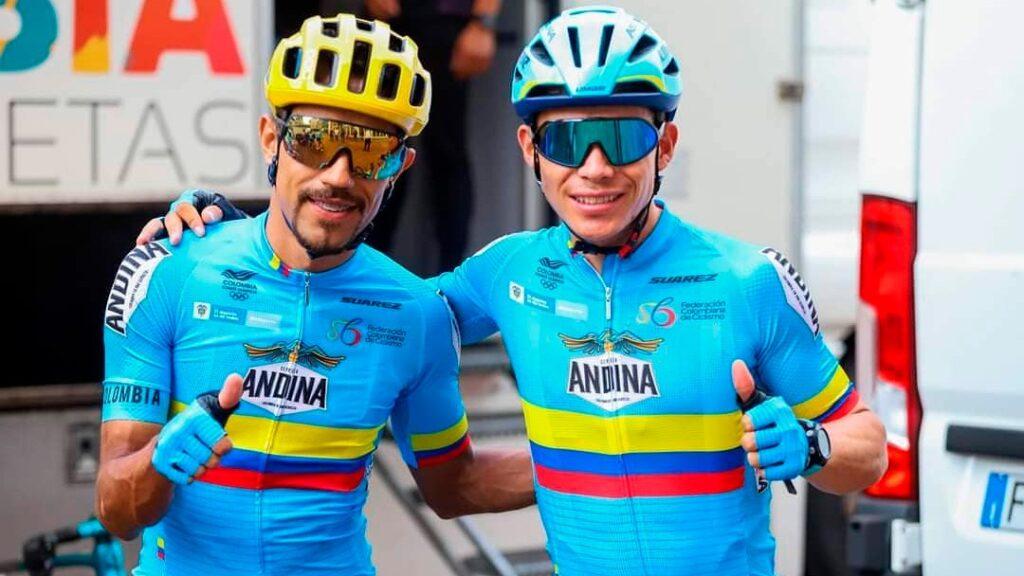 Colombia entre los países podría llevar 8 corredores Mundial 2021