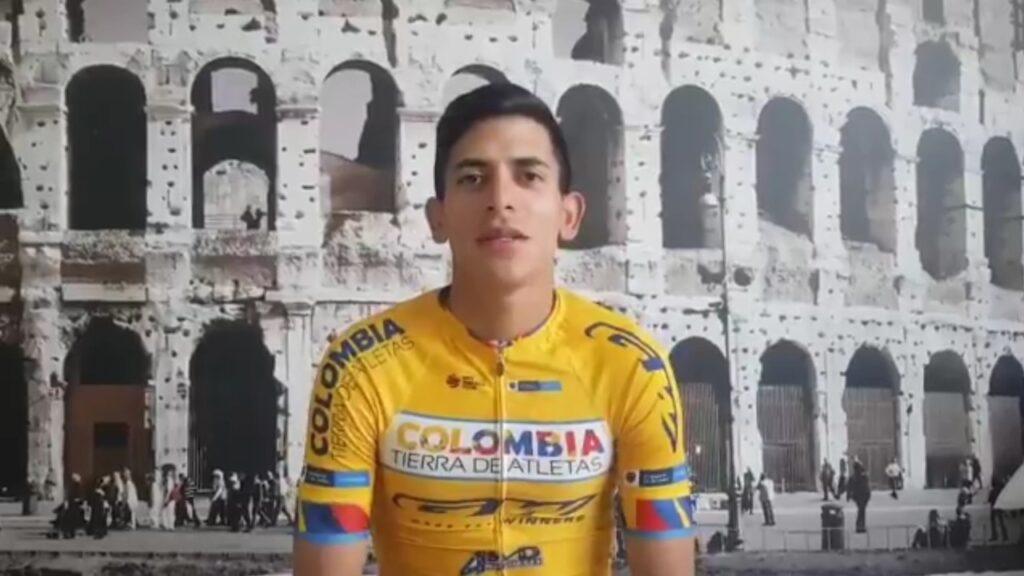 Ciclistas Colombia Panamericano Ruta República Dominicana