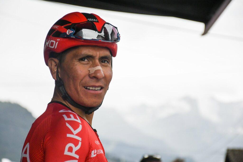 Nairo Quintana cumple sueño don Luis