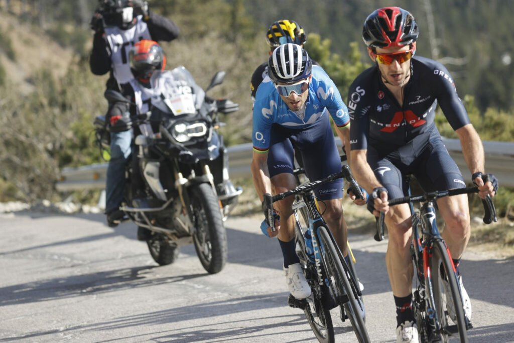 Vuelta a Catalunya con Yates y Valverde