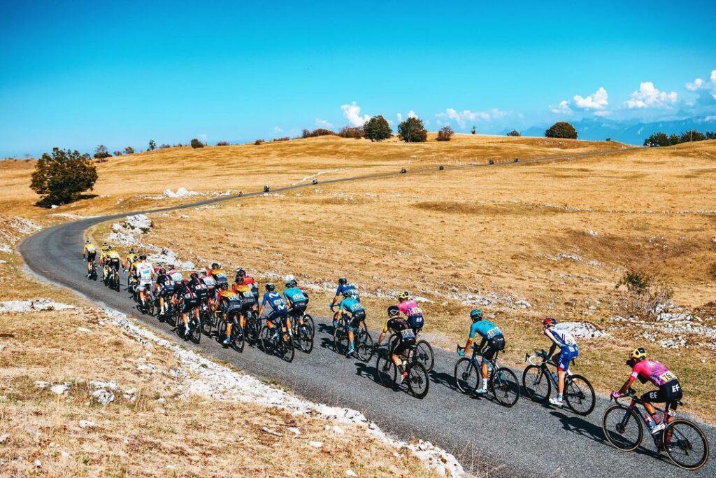 etapas recorridos Tour de Polonia 2021