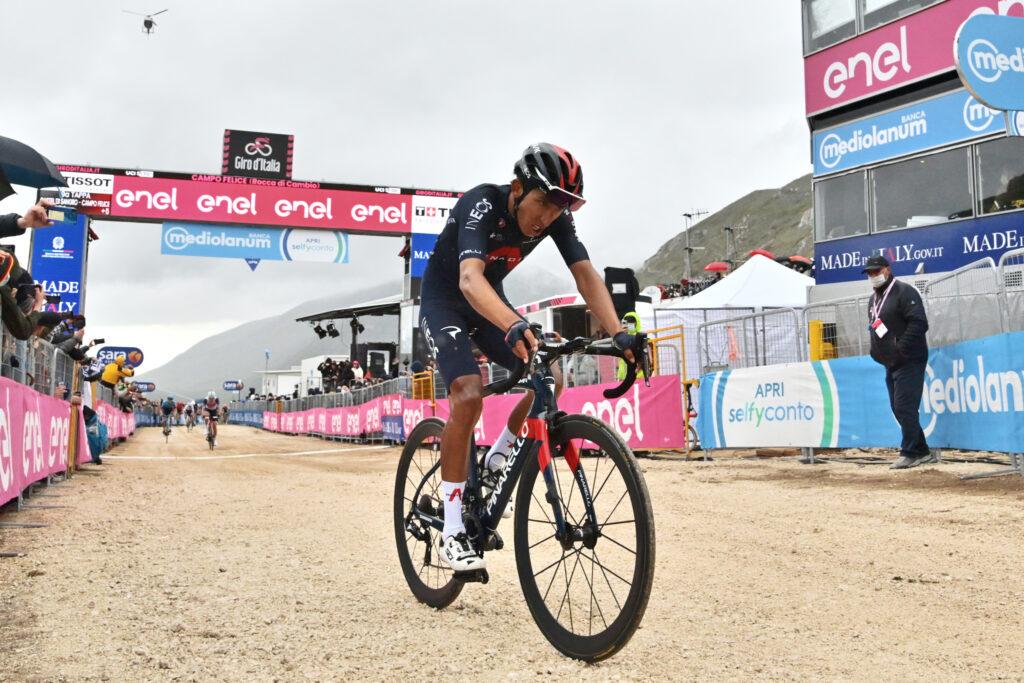 Vuelta a España 2021 Egan Bernal sorpresivo comentario