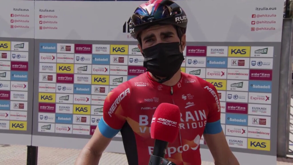Mikel Landa posibildiades Vuelta a España 2021 estado físico