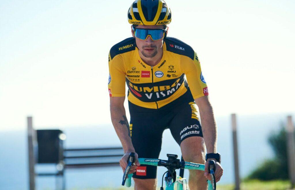 Primoz Rglic favoritos ganar Vuelta a España 2021