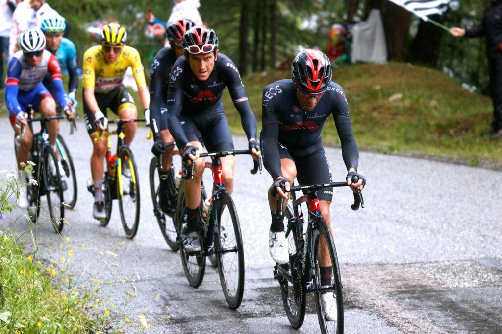 Vuelta a España 2021 Estrategia Ineos Grenadiers etapa 5