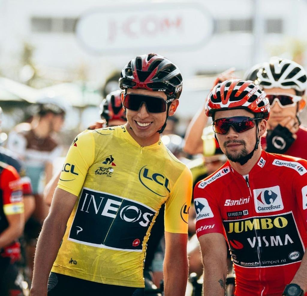 Primoz Roglic posibilidades ganar tercera Vuelta rival Egan López