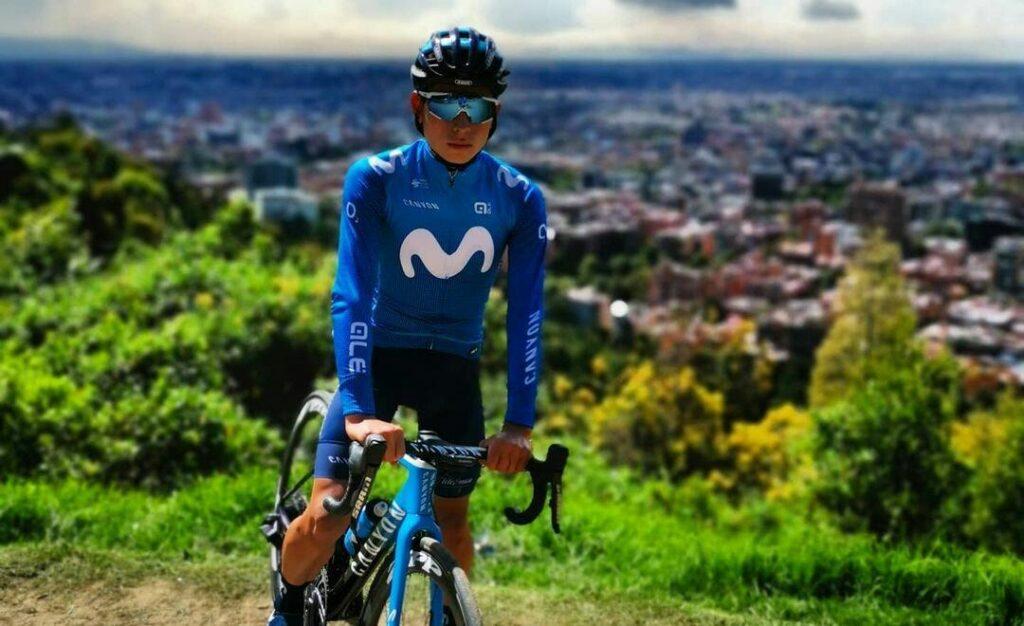 Einer Rubio confirmado siguiente carrera tras Vuelta a Burgos 2021