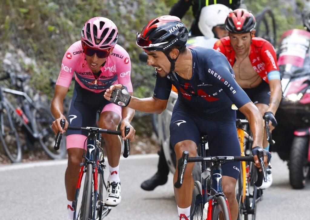 Daniel Martínez ausencia Vuelta España 2021