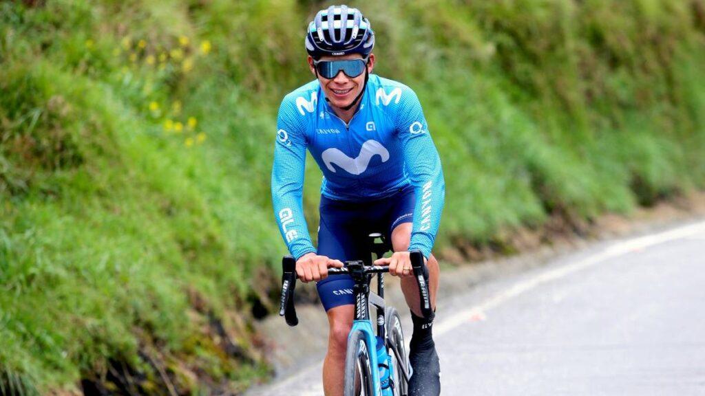 Miguel López lo hemos hecho bien crono etapa 1 Vuelta 2021