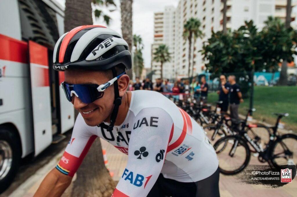 Vuelta a España 2021 etapa 8 EN VIVO