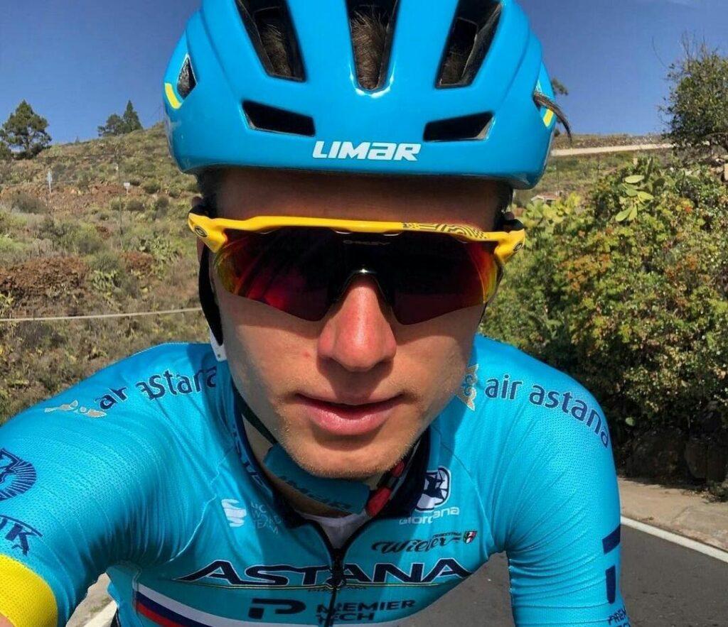 Líderes perdido tiempo Egan Roglic etapa 3 Vuelta 2021