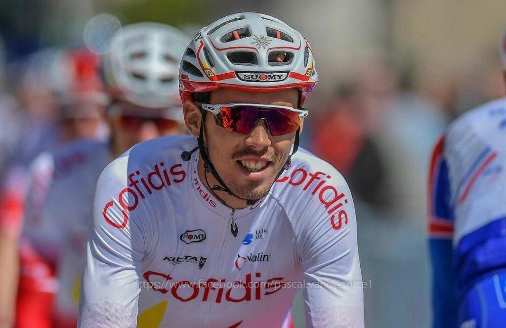 Colombianos etapa 1 Tour de Limousin 2021