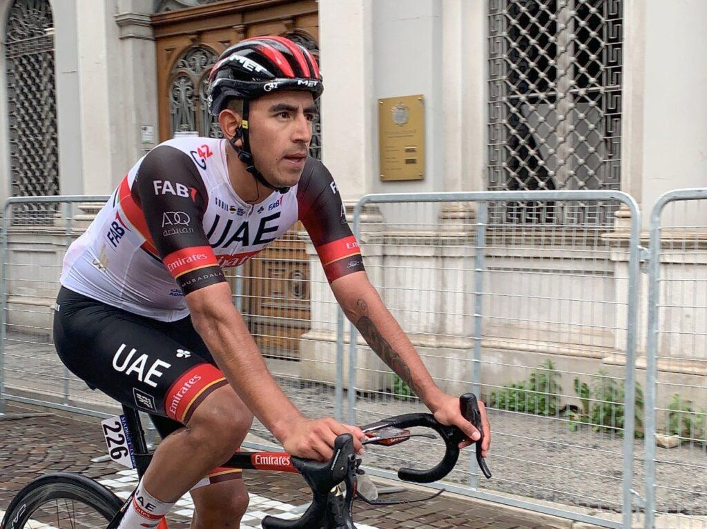 Colombianos etapa 4 Vuelta España 2021