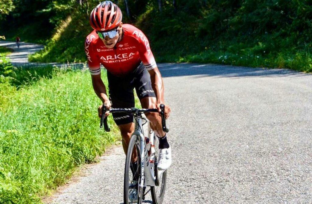 Colombianos etapa 2 Tour de Limousin 2021
