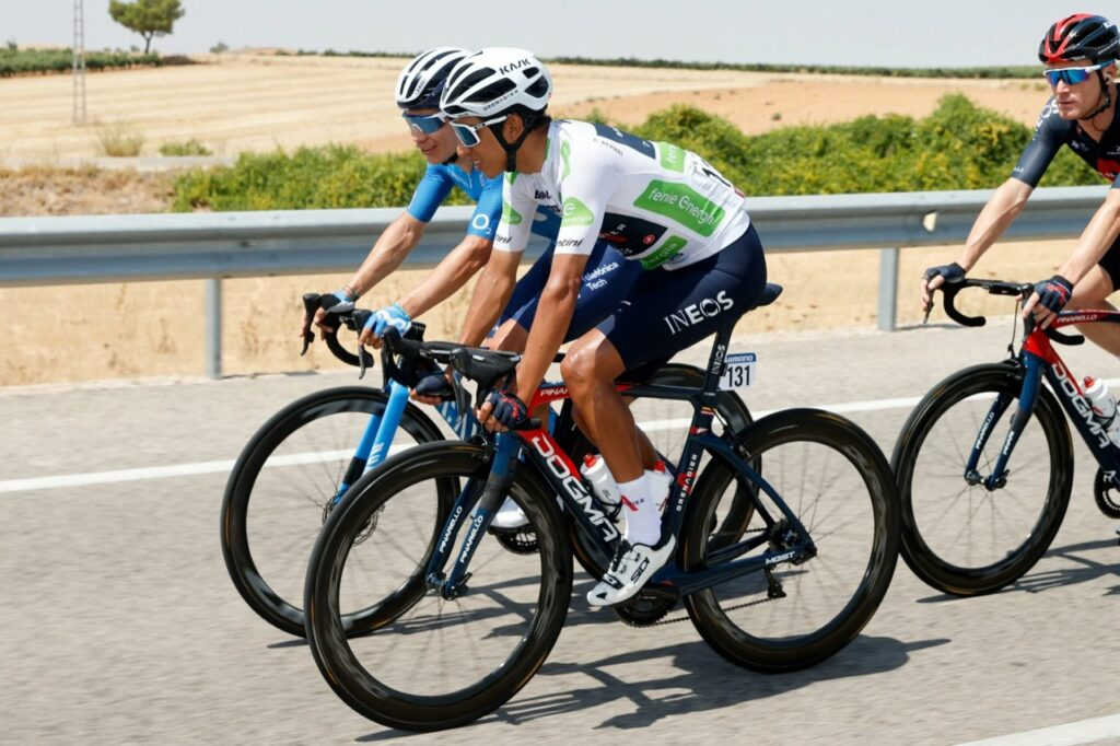 Favoritos etapa 7 Vuelta España 2021