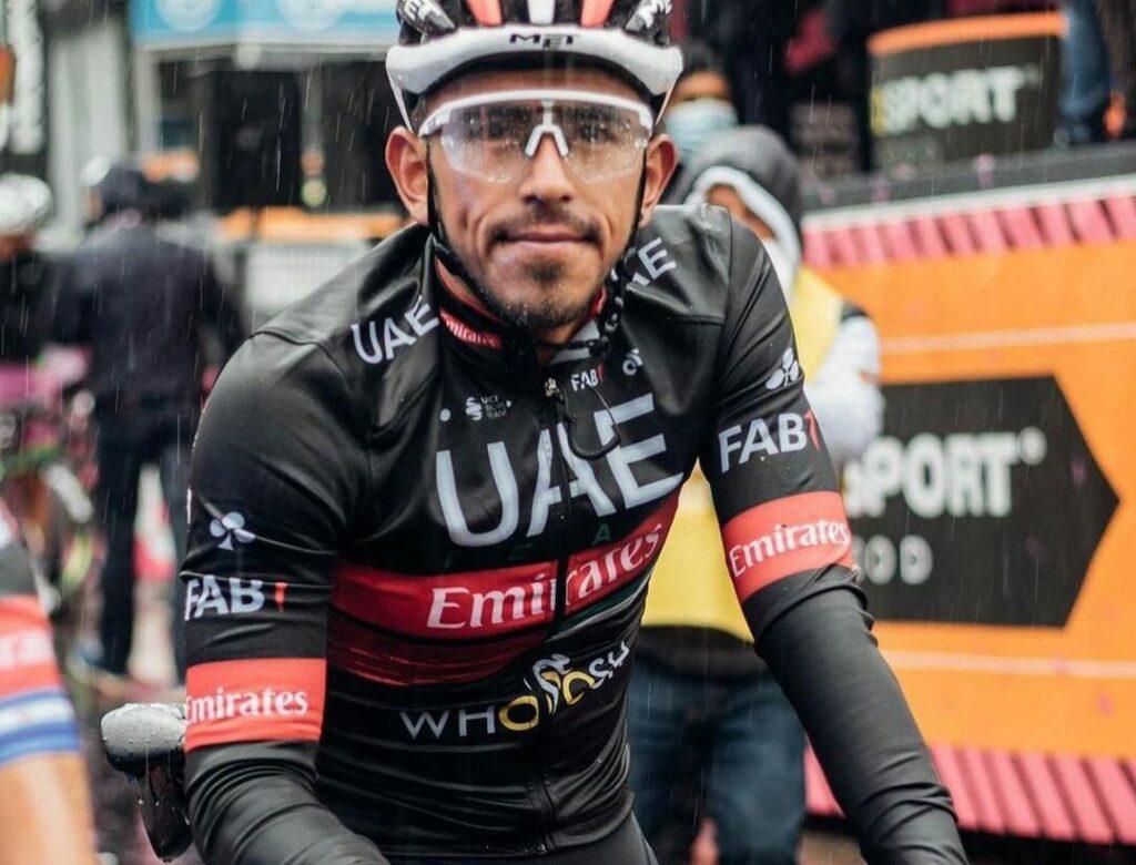 Sebastián Molano tuve un poco miedo etapa 8 Vuelta 2021