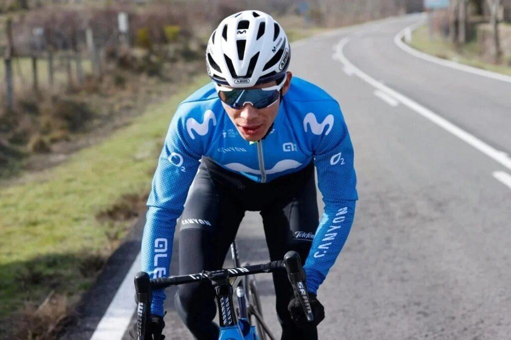 Diferencias favoritos etapa 10 Vuelta España 2021