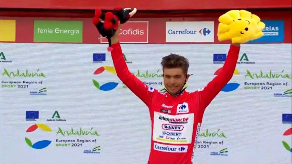 Vuelta a España 2021 etapa 11 EN VIVO