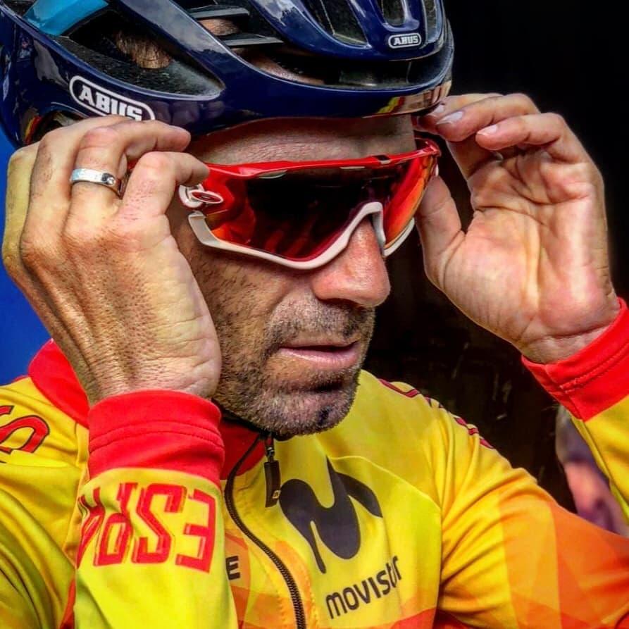 Alejandro Valverde próxima carrera tras fractura