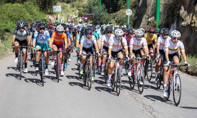 recorrido favoritas Vuelta a Colombia Femenina 2021