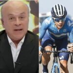 Carlos Antonio Vélez López a la calle retiro Vuelta 2021