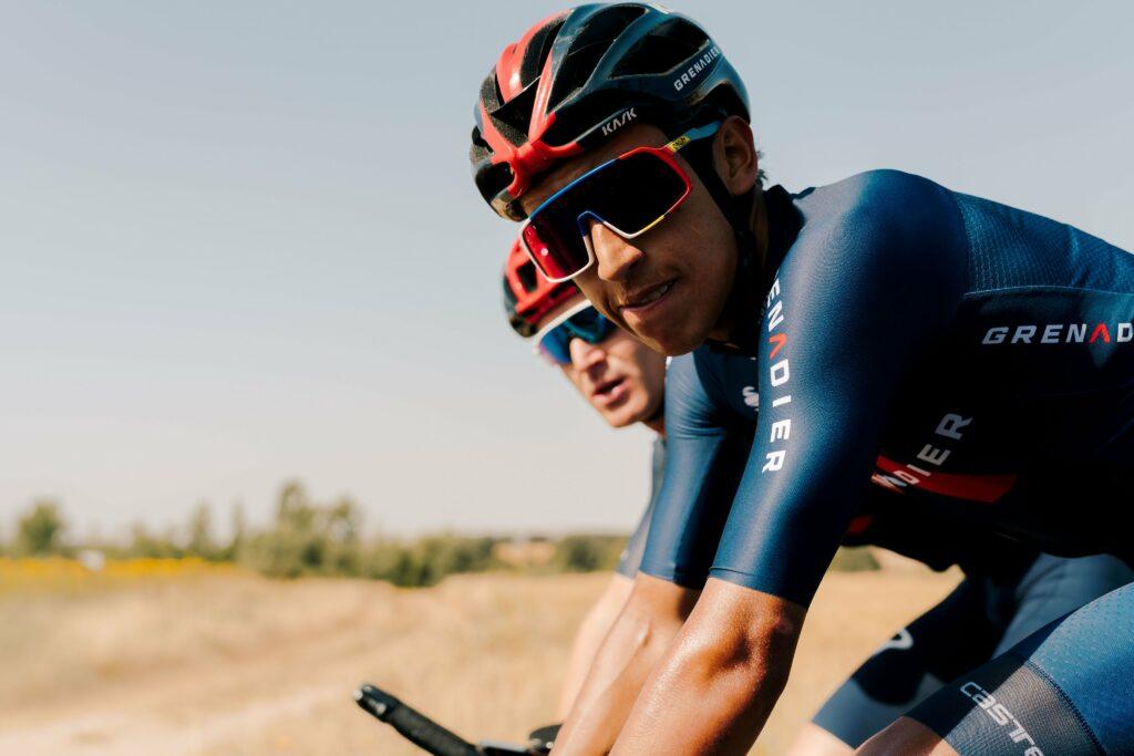 Egan Bernal antes de La Vuelta