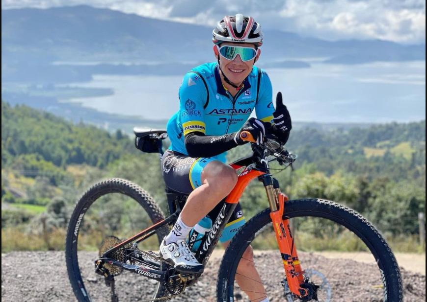 Bicleta López Astana