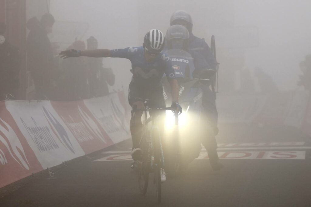 López y la niebla