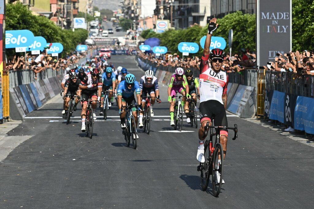 Sebastián Molano Giro  Sicilia 2021