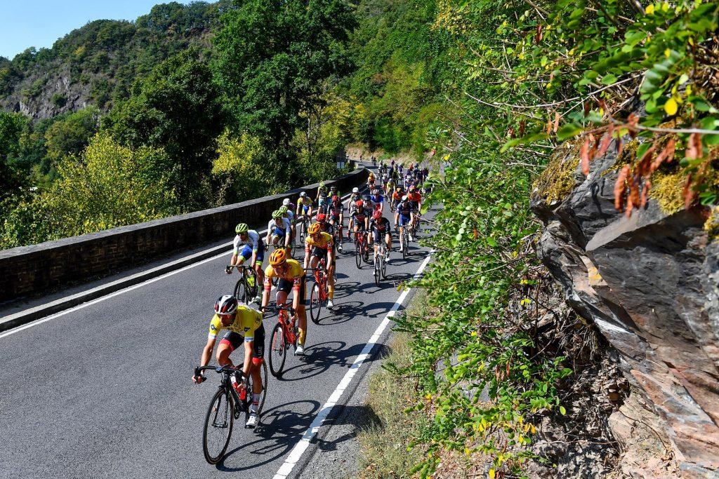 Pelotón ciclismo en Luxemburgo  2021