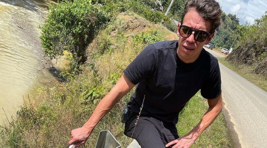Rigoberto Urán telenovela canal colombiano 2022