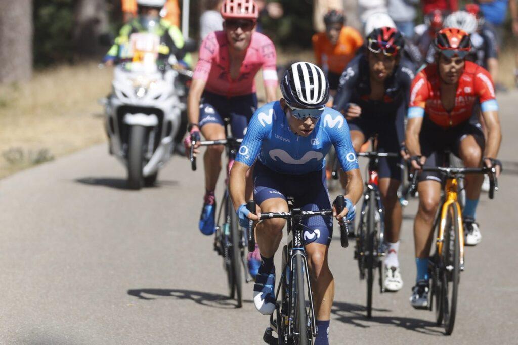 ciclistas colombianos tendrían opciones liderar equipos 2022