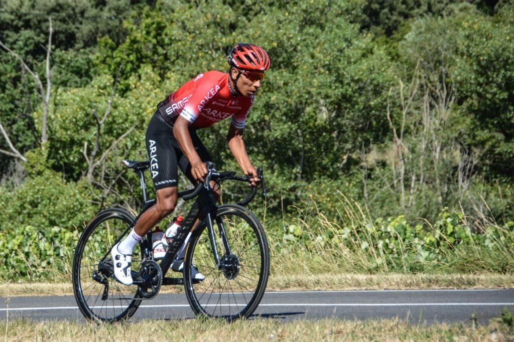 Nairo Quintana habla previo Tour de Luxemburgo 2021